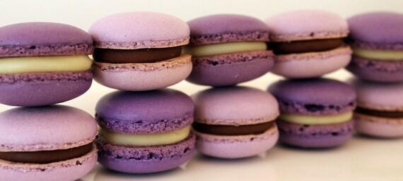 Freshly Baked Mini Macarons - RESERVED FOR YASMIN