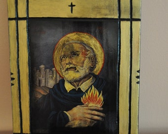 Saint  Philip, Icon.Unique Religious Art and Gifts for Your Special Ones