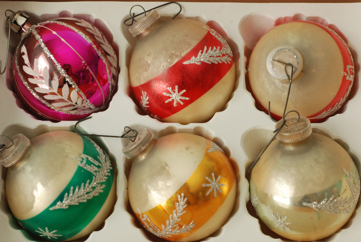 vintage christmas ornaments from germany