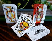 Metrodeck Playing Cards: Clubs Royal Flush Set