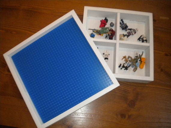 Lego Box Table With 10x10 Baseplate Lego By Grantsfrontier