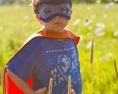 Custom Superhero Mask