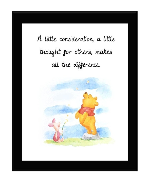 LAST CHANCE Sale Printable Winnie The Pooh By NRCDesignStudio