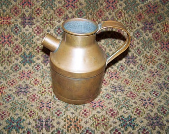 Copper Pitcher Small Copper Pitcher Johnny Appleseed Pitcher