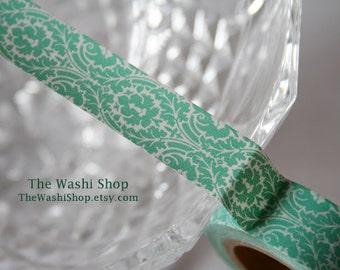 Mint Washi Tape