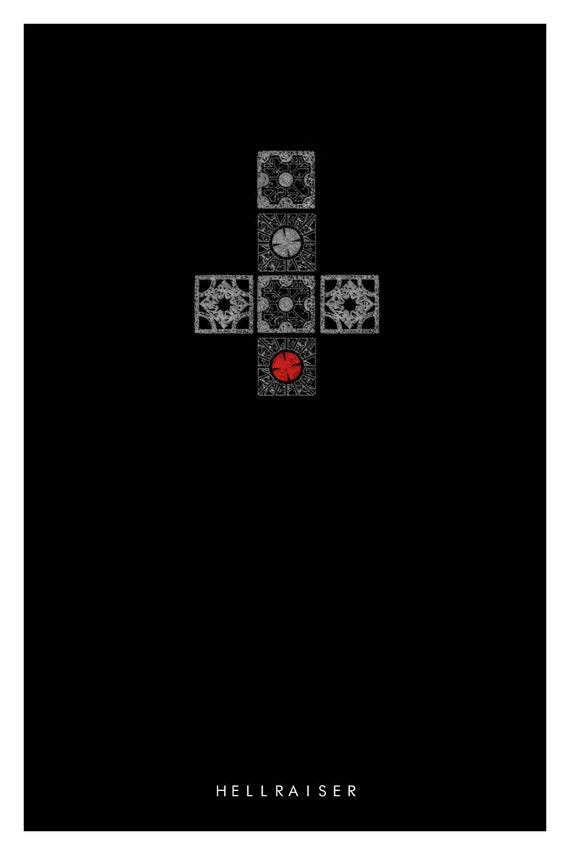 """Hellraiser - 11X17"""""""