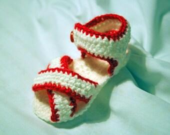Crochet pattern booties (PDF) - HK15