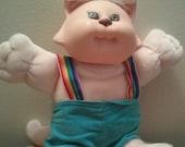 Vintage Cabbage Patch Koosa Doll 1983