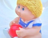 Vintage Cabbage Patch Kids Coin Bank. Piggy Bank. CPK. Collectible.