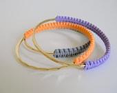 Wrist Soiree bracelets: Twinsies (GoldTone)