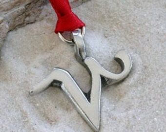 """Pewter Capricorn """"The Goat"""" Zodiac Astrology Sun Sign of December January Christmas Ornament and Holiday Decoration (28F)"""
