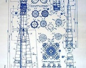 NASA New Rover Blueprints - Pics about space