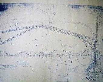 Deep Dip Rollercoaster Blueprint