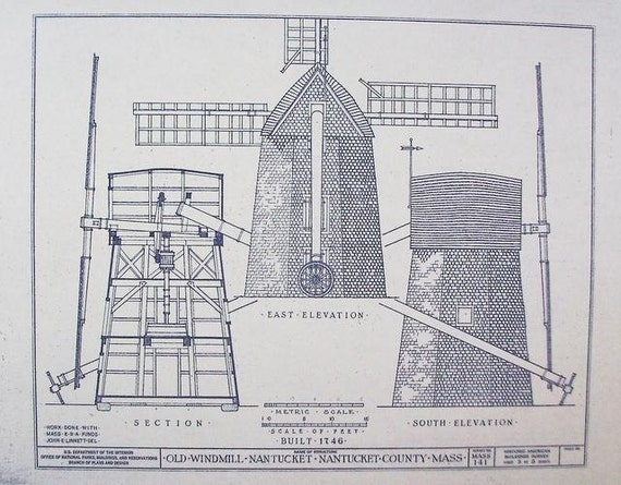windmill blueprints