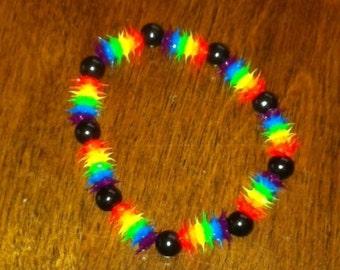 Soft Spiky Bracelet