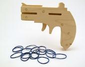 Thumper - 2 Shot Rubber Band Gun