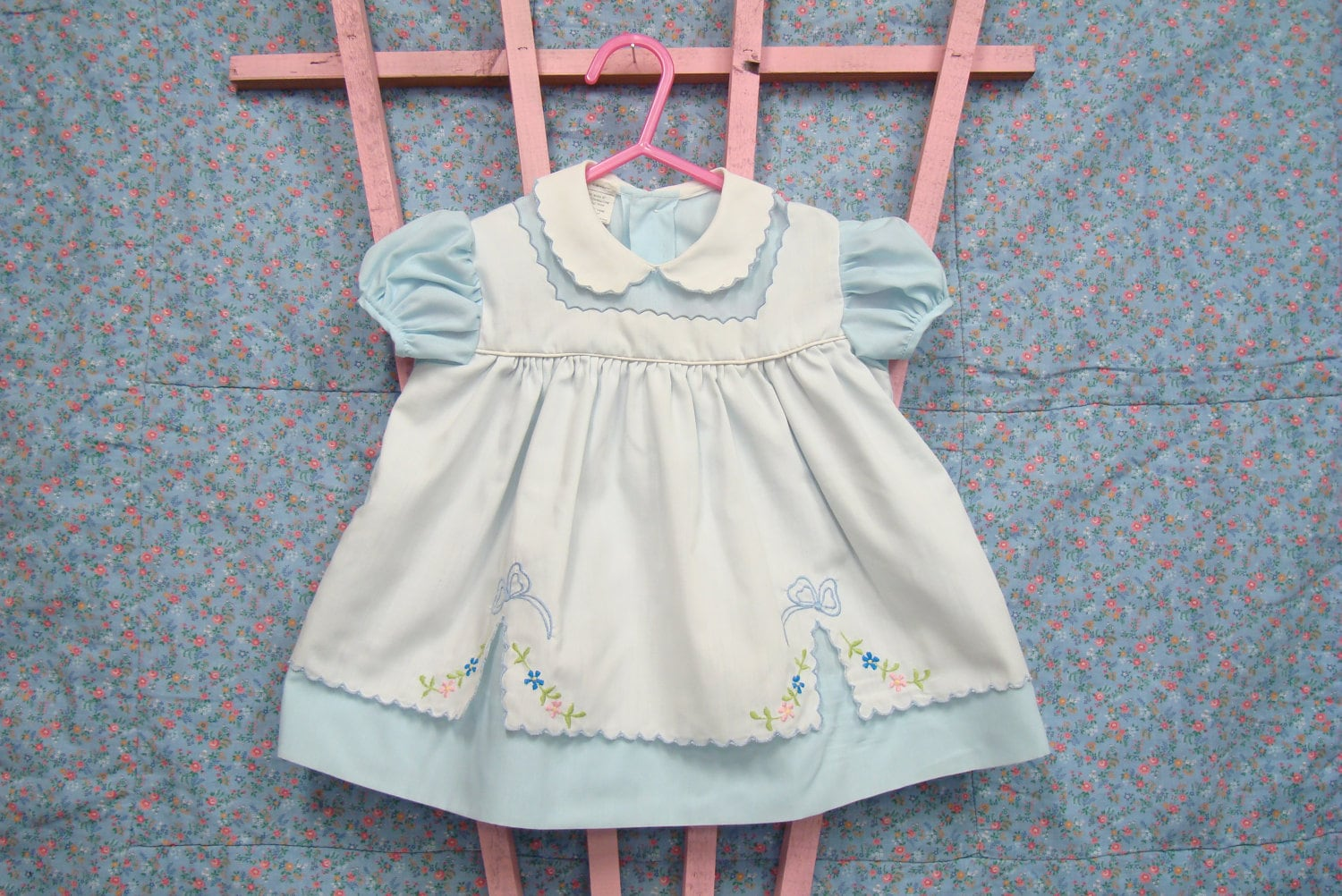 vintage baby clothes dress