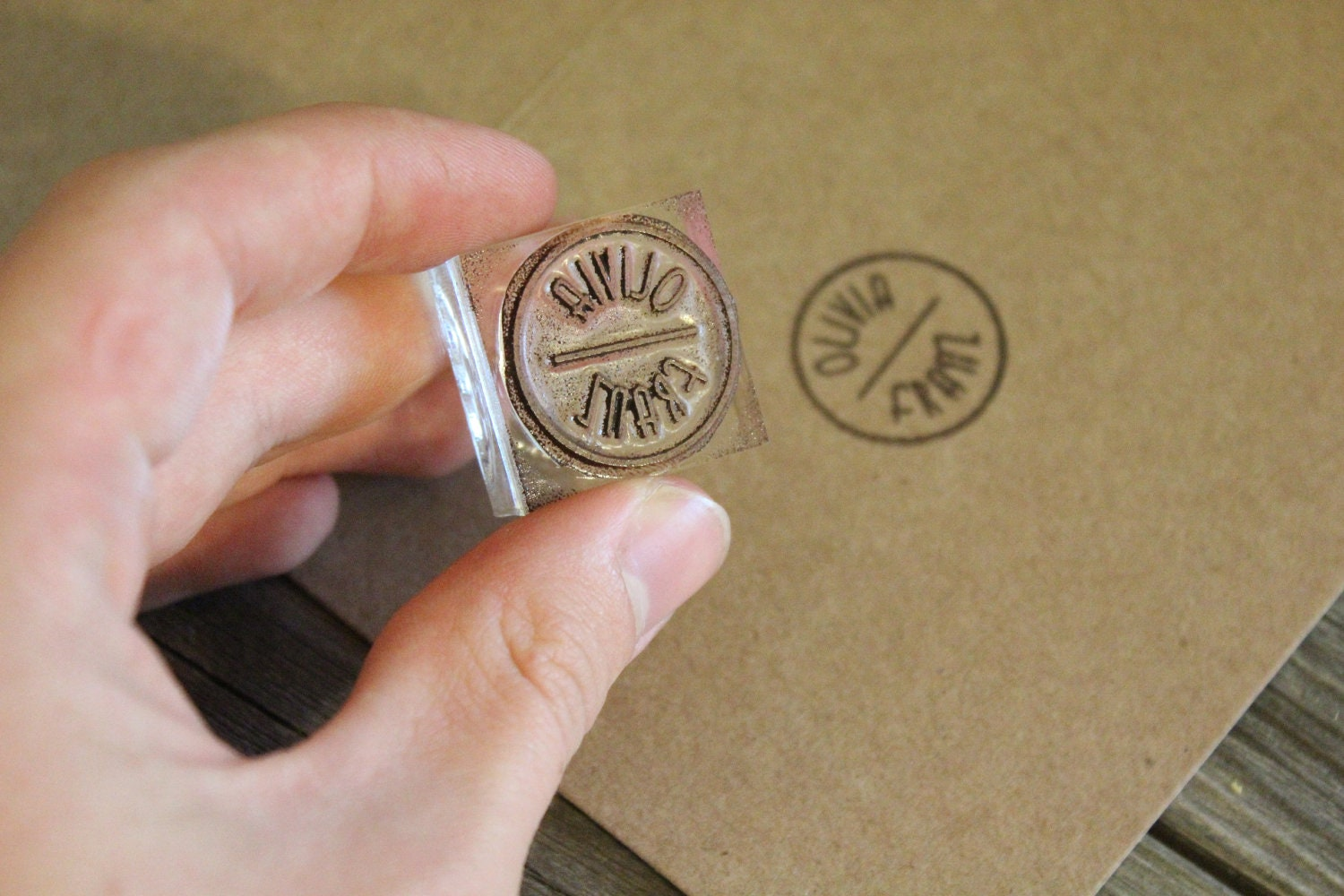 how to get rubber stamps made brisbane