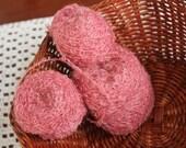 Muted Pink Loop Yarn Stash