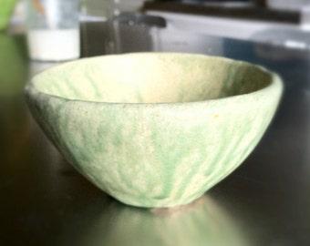 Rustic Ceramic Pinch Pot