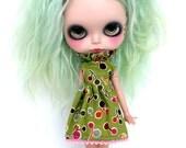 The blythe green fairy dress LAST ONE