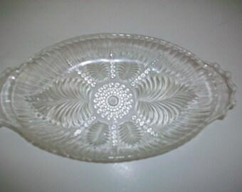 Glass Dish.