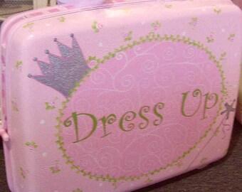 Dress up suitcase – Etsy