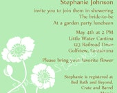 Bridal Shower Invite Item 00175