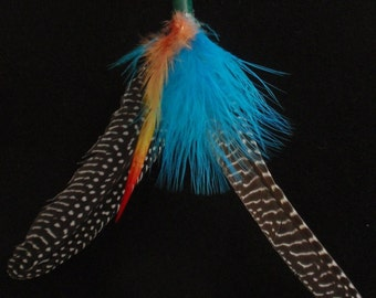 HyFlyer - Guinea feather cat teaser