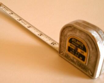 Vintage Altantic Tape Measure