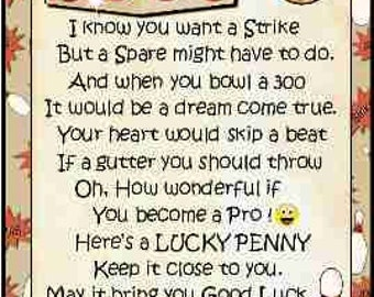 Bowler Lucky Penny