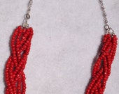 A Champion's Red Necklace