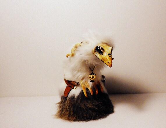 A'tuni - Nightmare Catcher Yekyua - OOAK Fantasy Spirit Art Doll