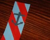 Nautical Anchor Bookmark