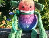 CUSTOM ORDER Rebecca Danger Monsters: Frances The Charismatic Monster