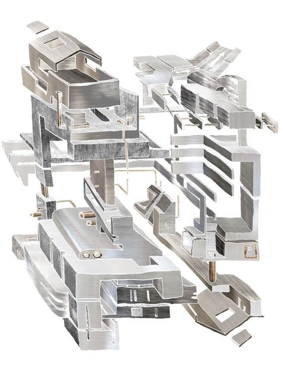 Machine 1 - print A3