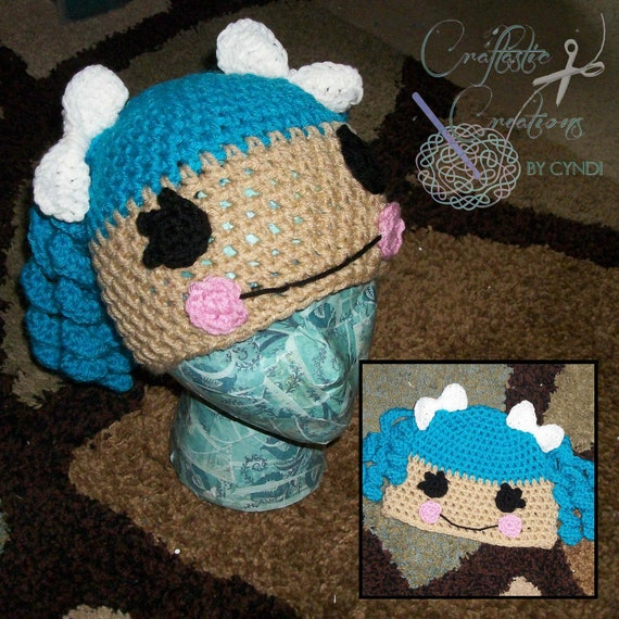 Baby Doll Hat Pattern