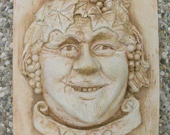 Bacchus, Vino Wall Hanging