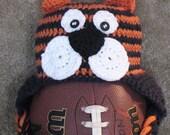 Auburn Tiger School Spirit Hat