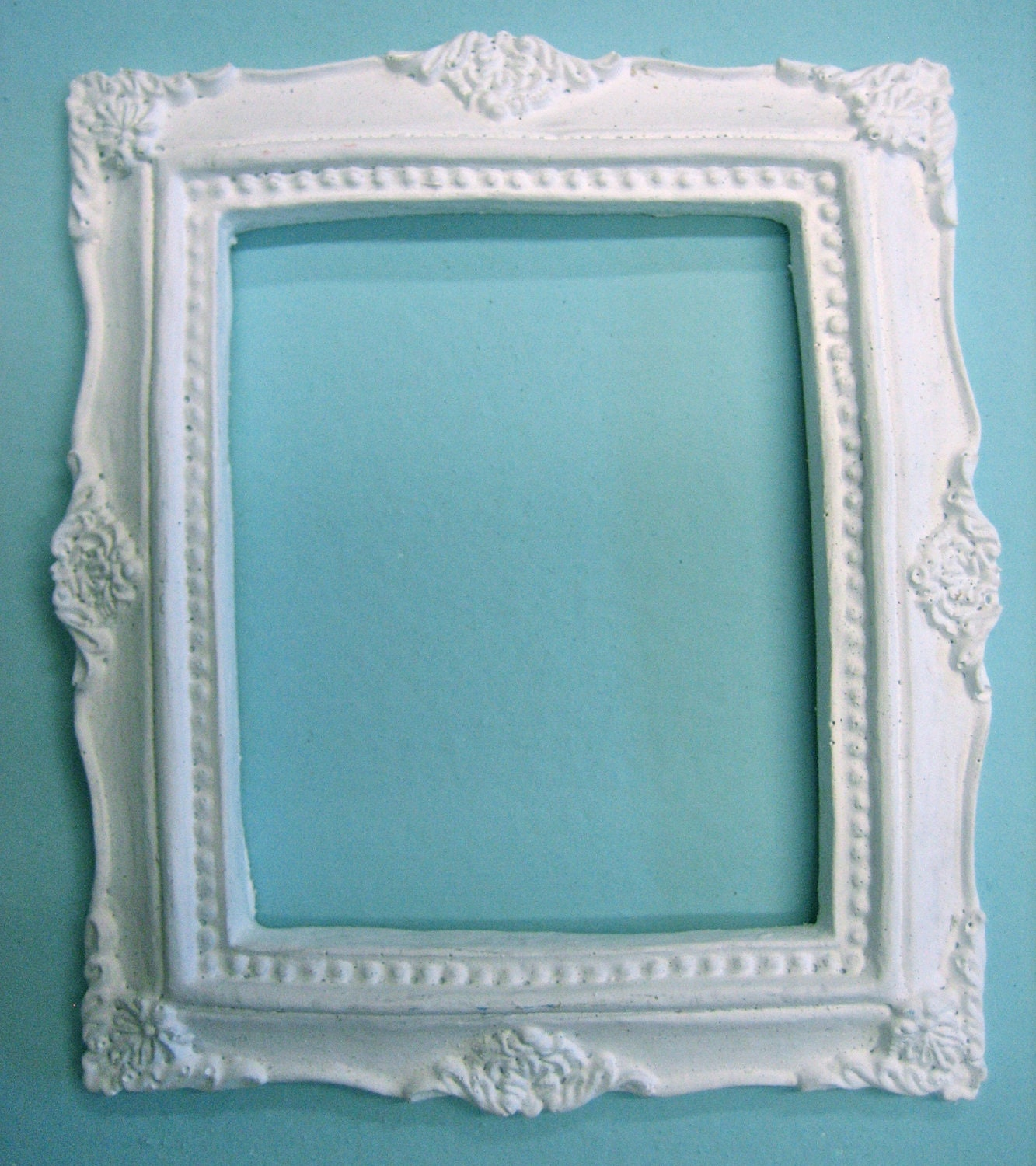 Dollhouse miniature large decorative frame for Large a frame