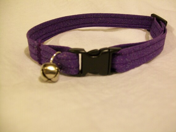 Handmade breakaway Cat collar