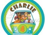 Scooby Doo printable