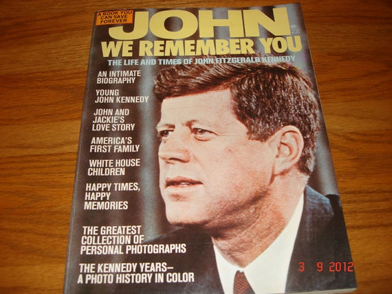 a summary of the life and works of john f kennedy When he returned to the united states he went to work for the new york city john f kennedy, jr 1963), also referred to as john f kennedy, jfk, john.