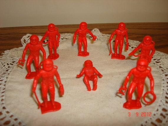 apollo astronauts 1960 s marx plastic figures - photo #24
