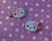 Hello Kitty Clips - No Slip Clips