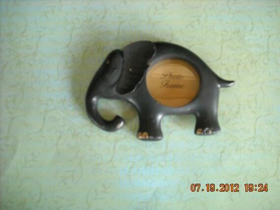 elephant photo holder