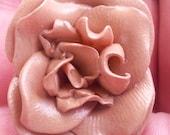 Stunning Caramel Rose Ring Jewelry