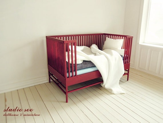 1:6 scale bed