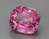 Amazing Bright Pink Spinel Cushion 12 Carat - Natural - Srilanka