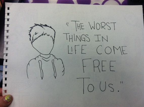 ed sheeran lyric drawings - photo #26